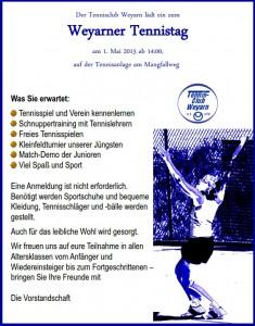 WeyarnerTennistag2015-Plakat